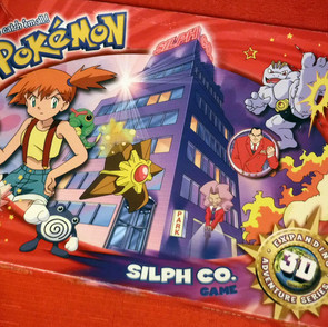 Pokemon 3D - Silph Co. Game