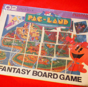 Pac-Land Fantasy Board Game