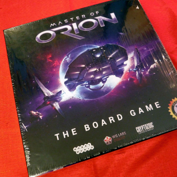 Masters of Orion