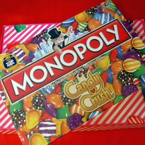 Monopoly - Candy Crush