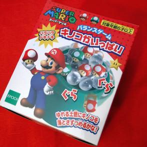 Super Mario - Mushroom Balance Game