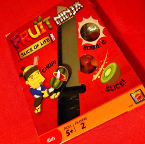 Fruit Ninja Slice of Life