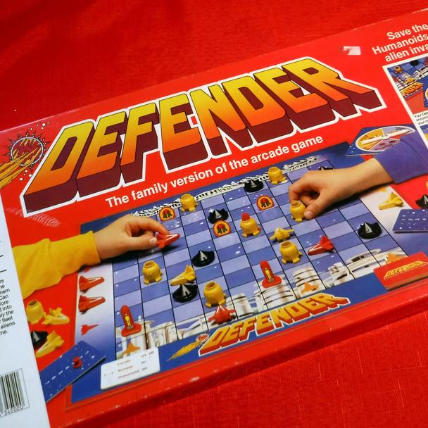 Milton Bradley - Defender