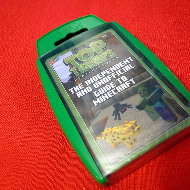 Top Trumps - Minecraft