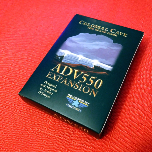 Colossal Cave Adventure - ADV550 Expansion