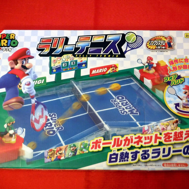 Super Mario - Mario Tennis