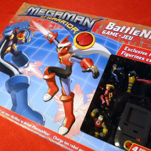 Megaman NT Warrior Battlenet Game