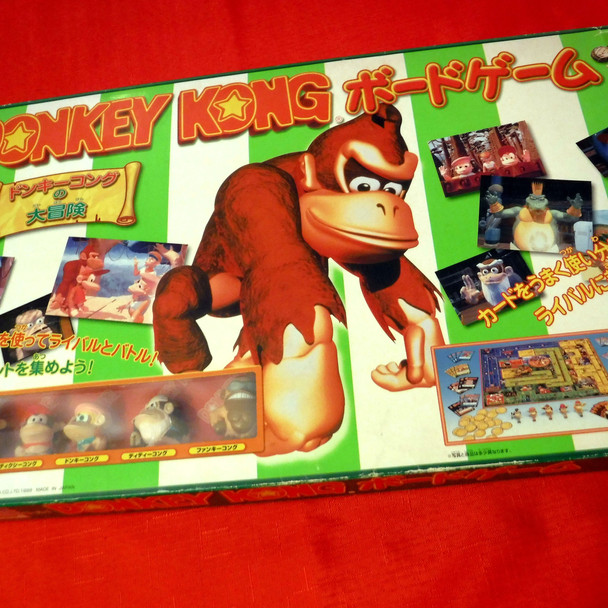 Donkey Kong Country Big Adventure Game