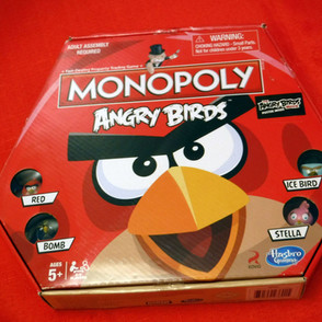 Monopoly - Angry Birds