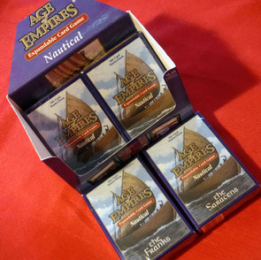 Age of Empires II TCG - Nautical Expansion