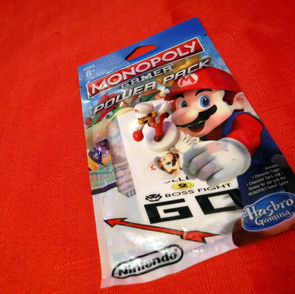 Monopoly Gamer - Super Mario Bros. - Fire Mario Character Pack