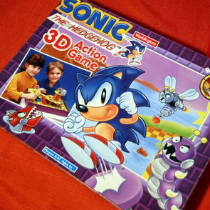 Sonic the Hedgehog - 3D Action Game