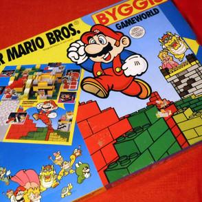 Super Mario - BYGGIS Gameworld