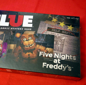 Clue - Five Nights at Freddy's