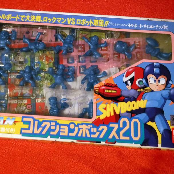 Megaman - Megaman 4 Figurine Box 20