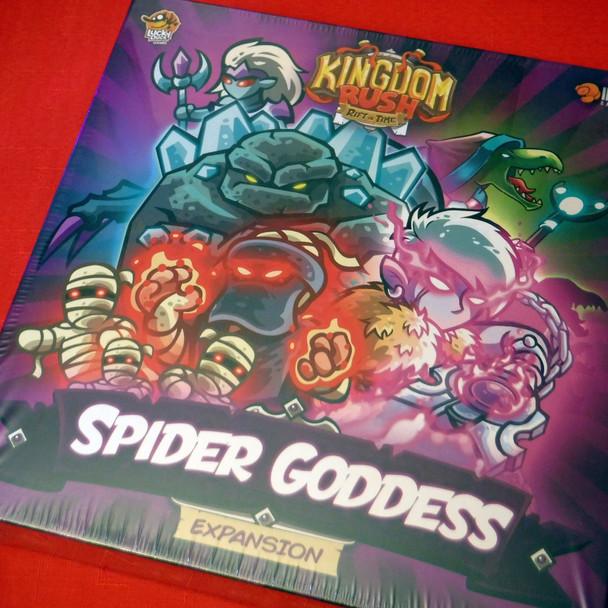 Kingdom Rush - Spider Goddess Expansion