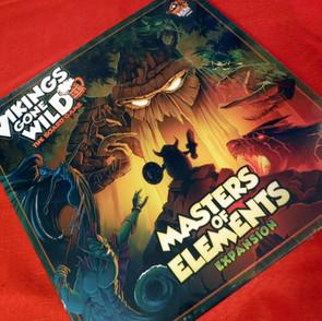 Vikings Gone Wild - Master of Elements Expansion