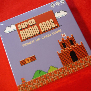 Super Mario - Power Up Card Game