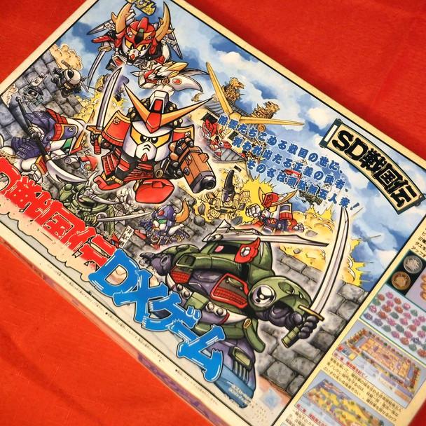 SD Gundam - Sengoku-Den DX