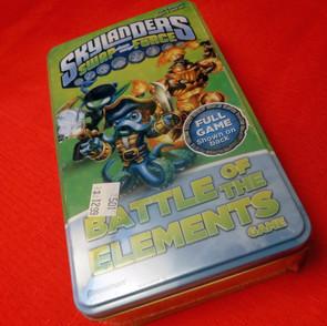 Skylanders - Battle of the Elements Game