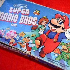Milton Bradley - Super Mario