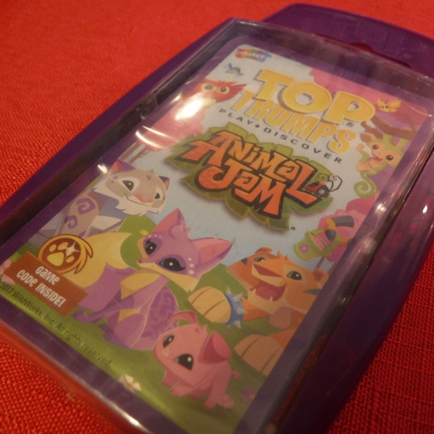 Top Trumps - Animal Jam