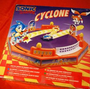 Sonic the Hedgehog Cyclone Game