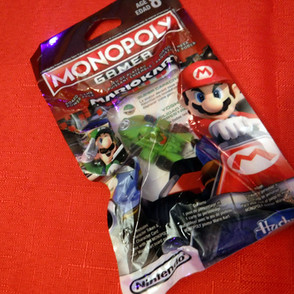 Monopoly Gamer - Mario Kart - Yoshi Character Pack