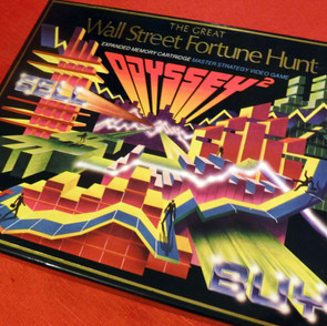 Odyssey II - The Great Wall Street Fortune Hunt