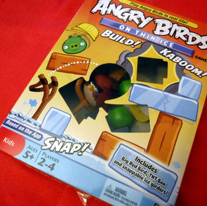 Angry Birds - On Thin Ice