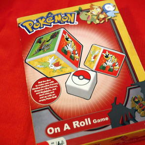 Pokemon - On A Roll Game