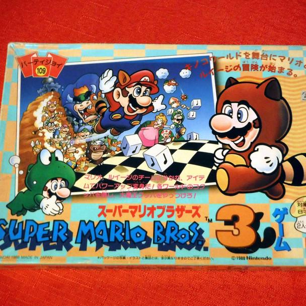 Super Mario - Super Mario Bros 3