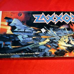 Milton Bradley - Zaxxon