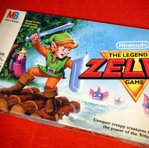 Milton Bradley - The Legend of Zelda