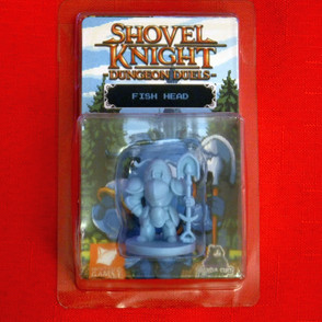Shovel Knight Dungeon Duels - Fish Head Character Pack