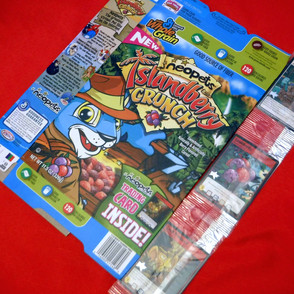 Premiums - General Mills Neopets Trading Card Game