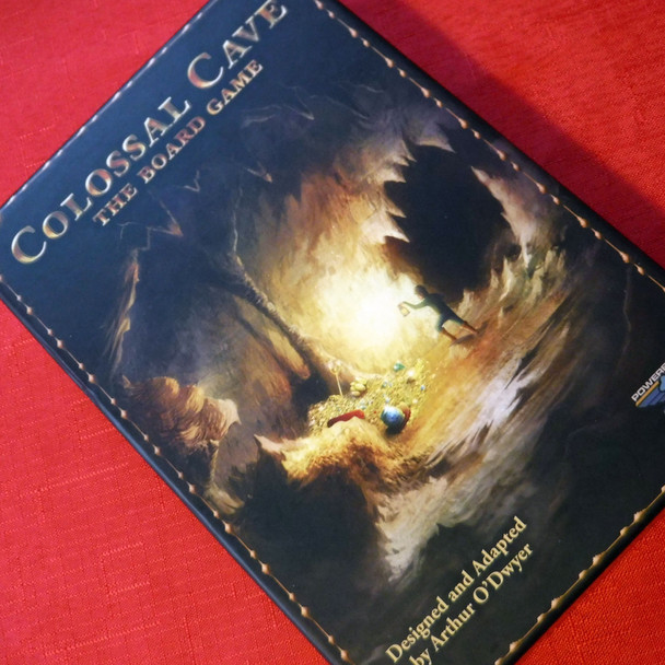 Colossal Cave Adventure: The Board Game