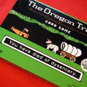 The Oregon Trail - Card Game