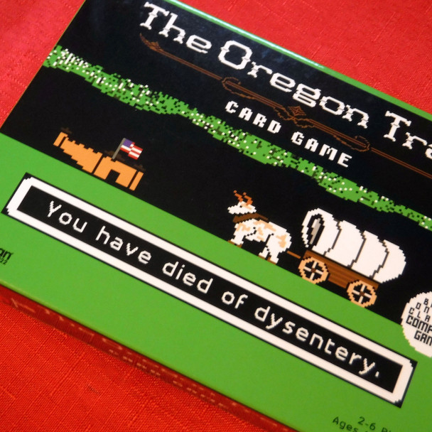 The Oregon Trail - Card Game