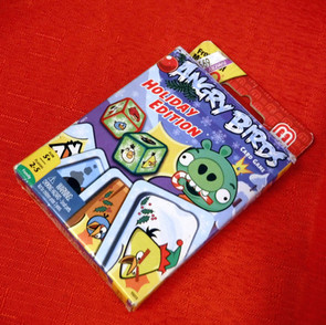 Angry Birds - Holiday Card Game