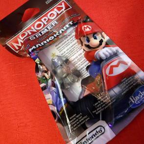Monopoly Gamer - Mario Kart - Metal Mario Character Pack