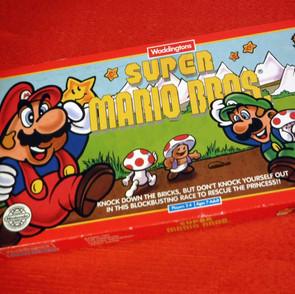 Super Mario - Super Mario Bros. (UK)