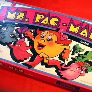 Milton Bradley - Ms. Pac-Man