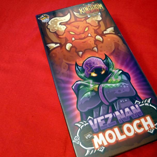 Kingdom Rush - Vez'nan vs. Moloch Expansion