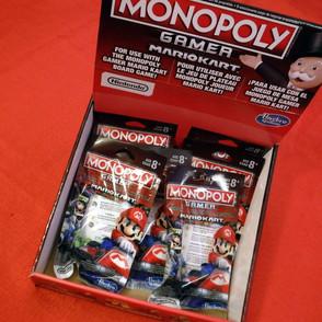 Monopoly Gamer - Mario Kart Character Packs