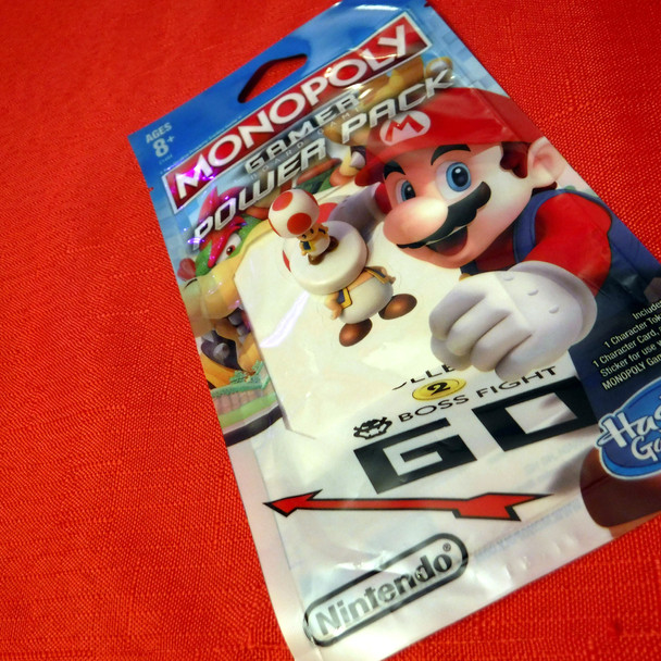 Monopoly Gamer - Super Mario Bros. - Toad Character Pack