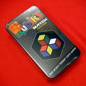 Rubik's Cube - Rubik's Match Card Game