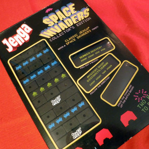 Jenga: Space Invaders