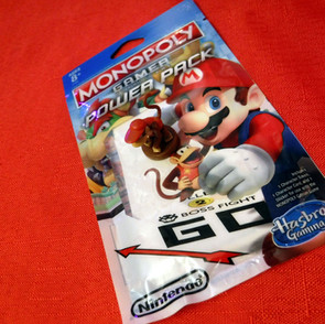 Monopoly Gamer - Super Mario Bros. - Diddy Kong Character Pack