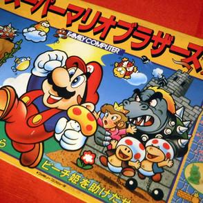 Super Mario - Super Mario Brothers DX